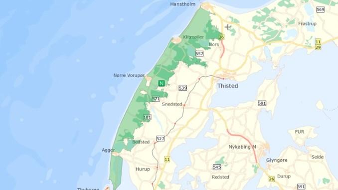Nationalpark Thy Danmarks Storste Vildmark